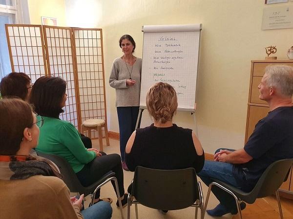 Trauma Buster Technique Seminar in Berlin